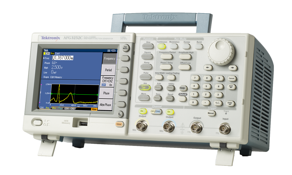Tektronix AFG3000C Series